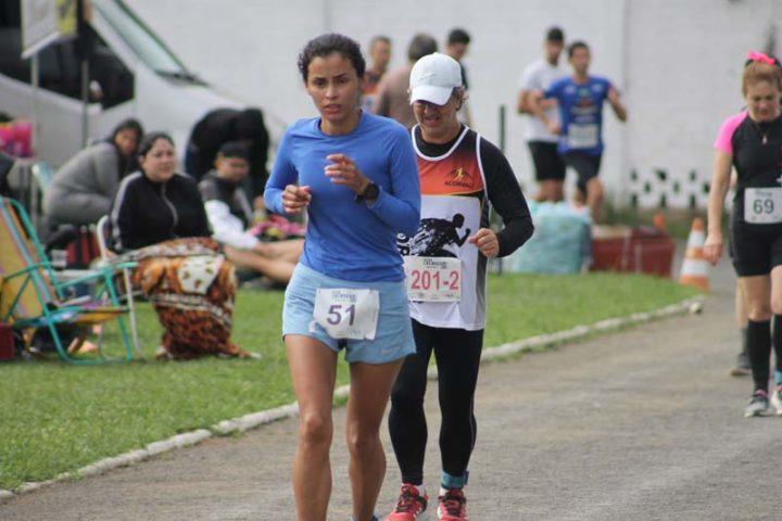 Cirene Silva, vencedora do geral feminino