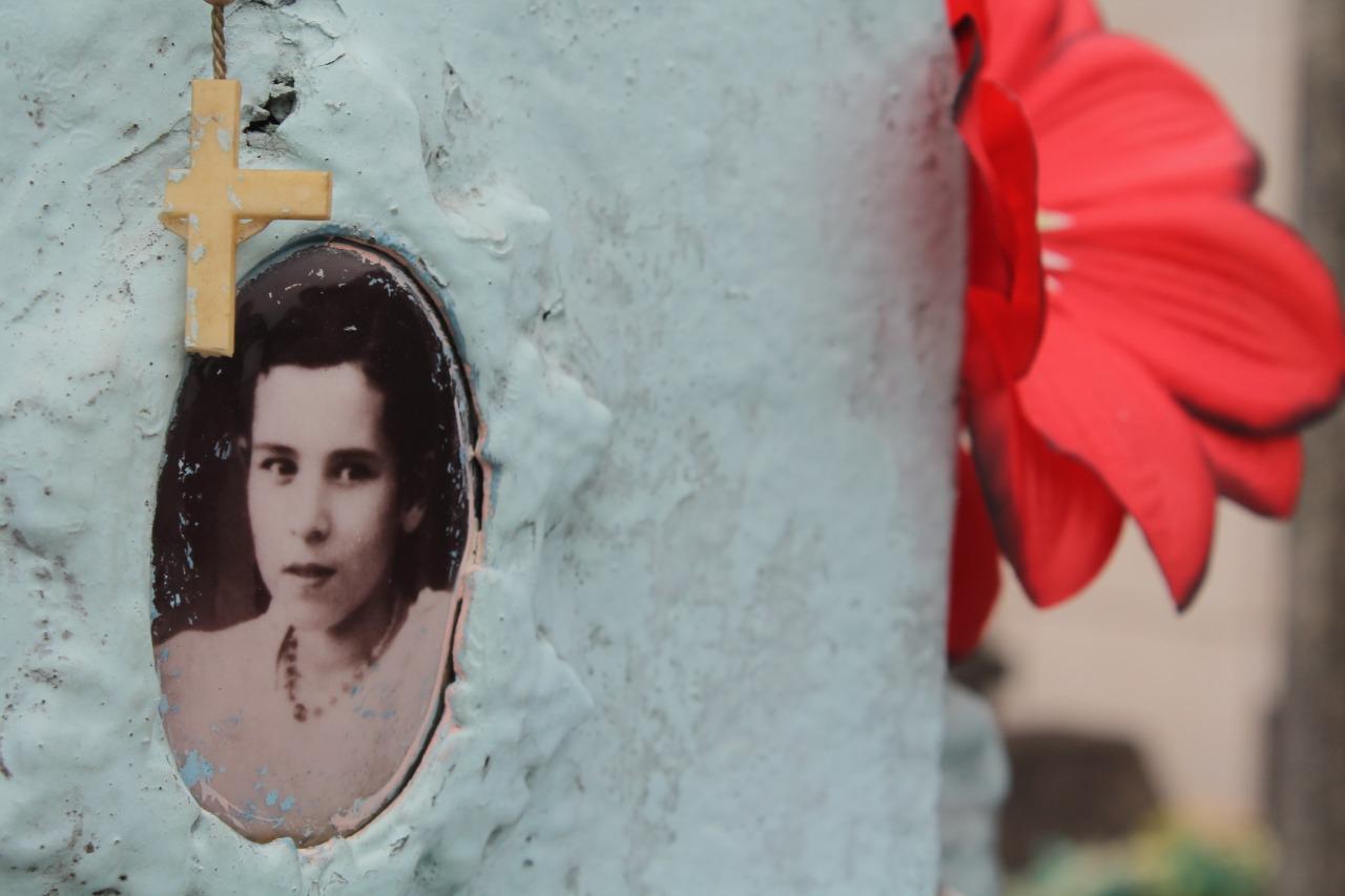 Zilda foi morta há 70 anos: crime prescreveu em 1968, sem ninguém jamais ter sido acusado ou responsabilizado (Fotos: Mariana Honesko).