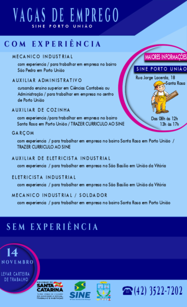 emprego-vagas-portouniao1411