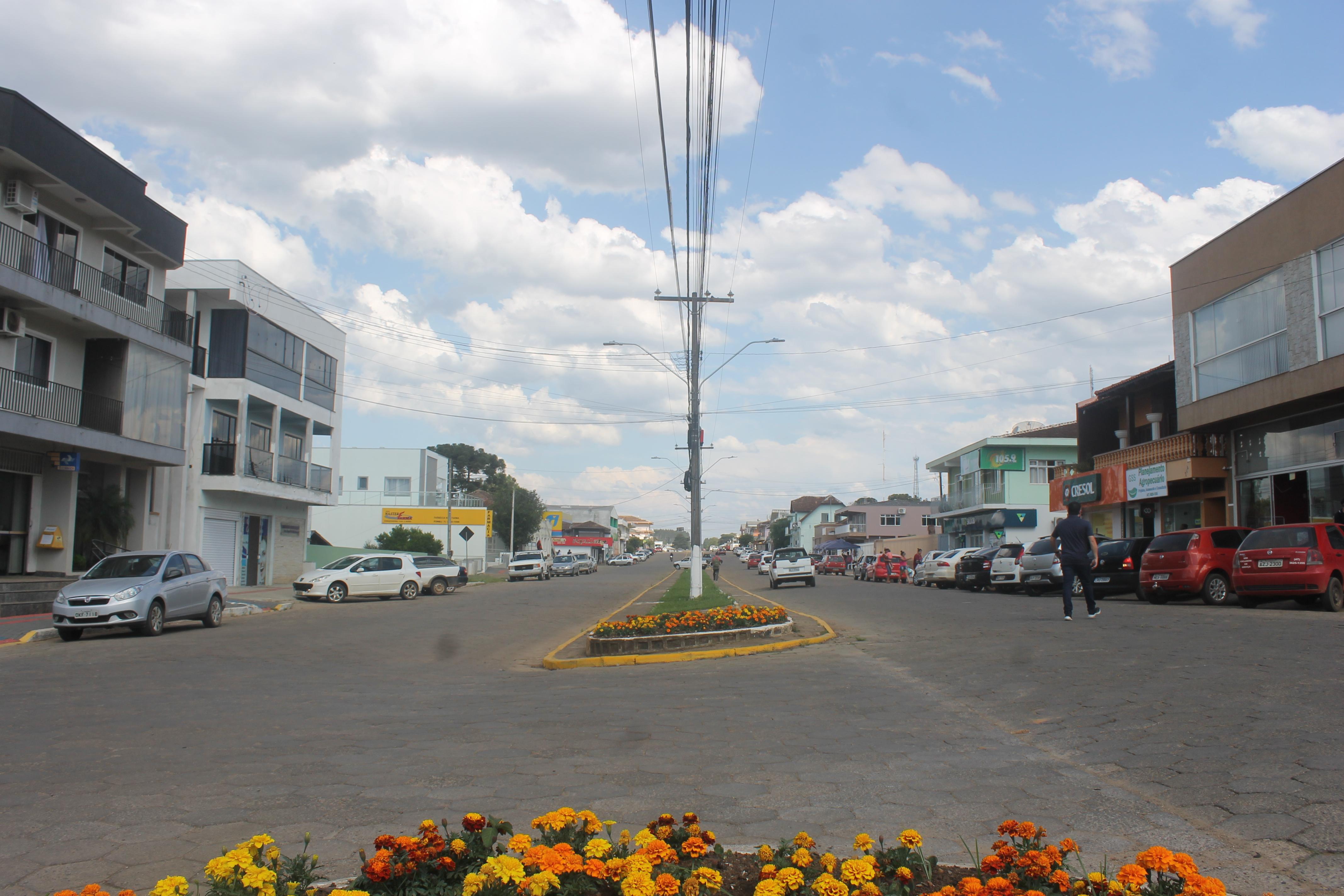 Cidade é interiorana: população é de 11 mil habitantes