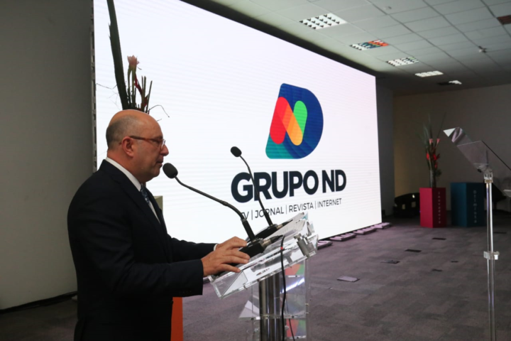 Presidente executivo do grupo em Santa Catarina, Marcello Corrêa Petrelli