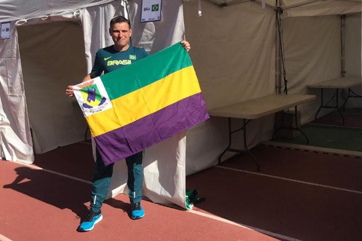 Itacir Mochnacz no Mundial 24 horas na França