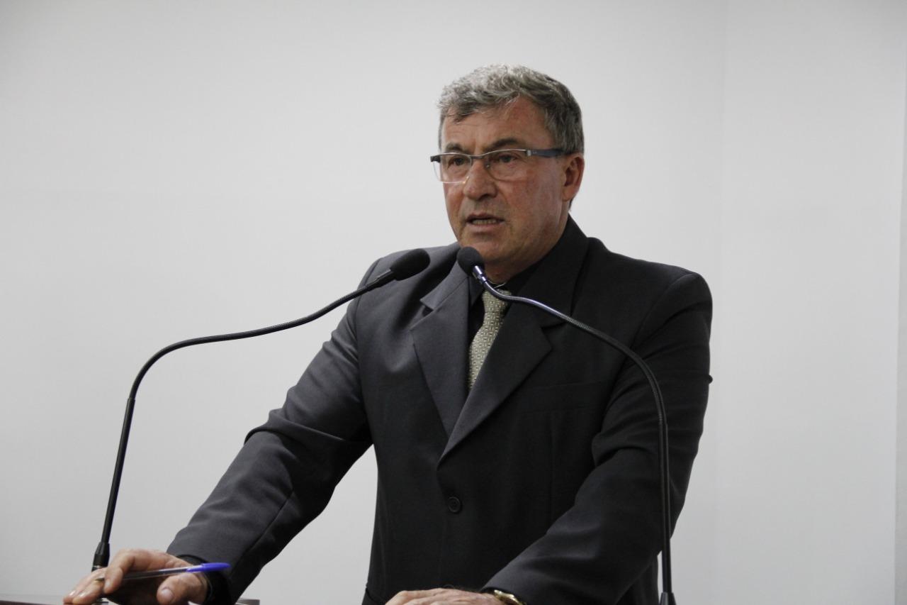 Vereador Jair Brugnago