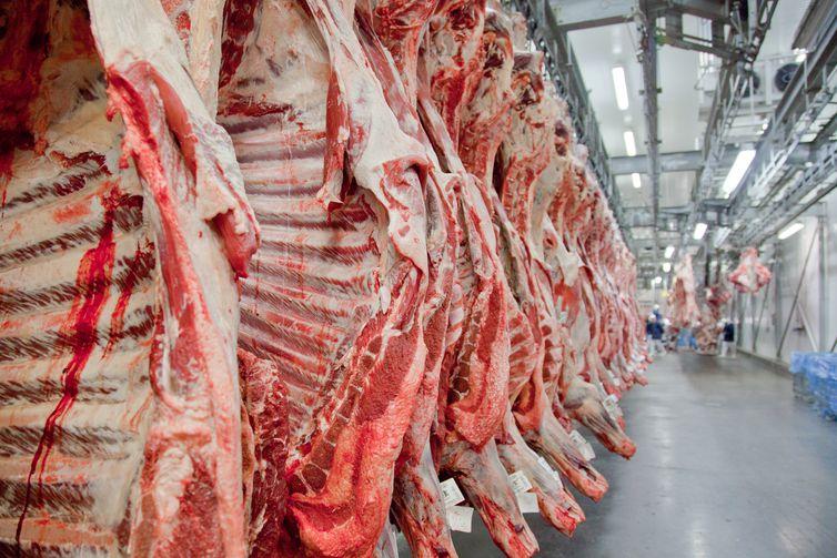 Estados Unidos voltam a importar carne fresca brasileira - Divulgação/Abiec/Arquivo