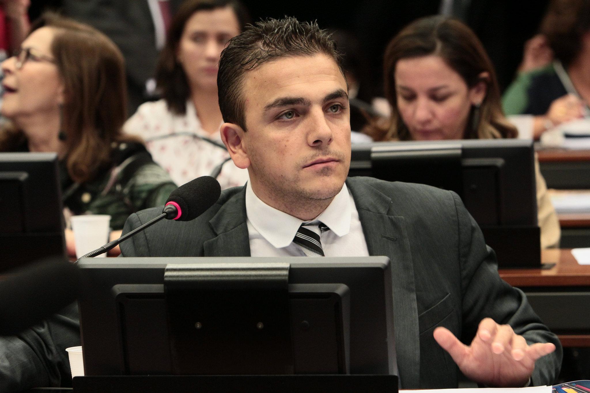 Aliel Machado. (Foto: Assessoria).