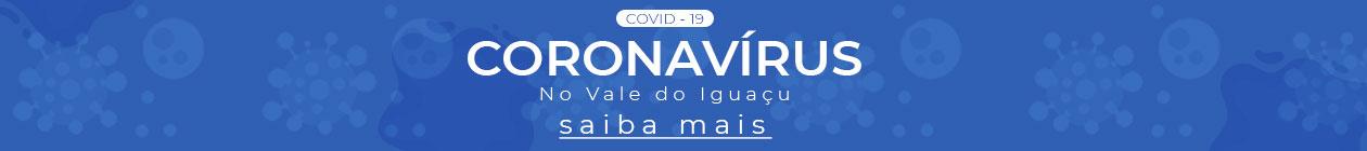 Covid-19 - Coronavírus no Vale do Iguaçu
