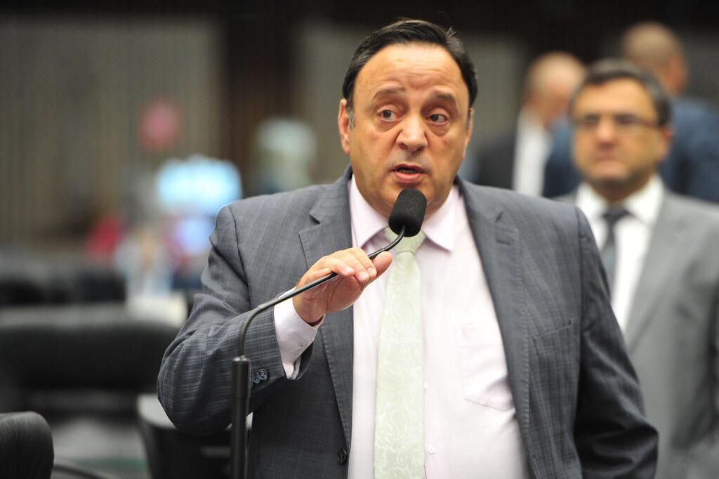 Deputado Estadual, Hussein Bakri. (Foto: Alep).