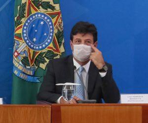 Luiz Henrique Mandetta - Ministro da Saúde   Foto: UOL