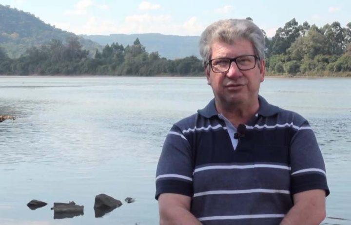 Bolivar Menoncin Júnior, gerente Regional da Sanepar comenta estiagem no Paraná