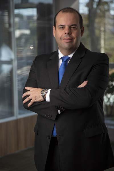 Diretor de Desenvolvimento e Negócios da Central Sicredi PR/SP/RJ, Adilson Felis de Sá