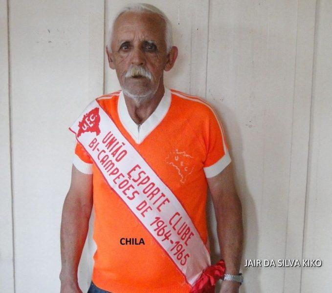 """Douglas Francisco Chila. (Foto: Acervo Jair da Silva """"Kiko"""")."""