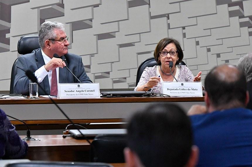 (Foto: Geraldo Magela/Agência Senado).