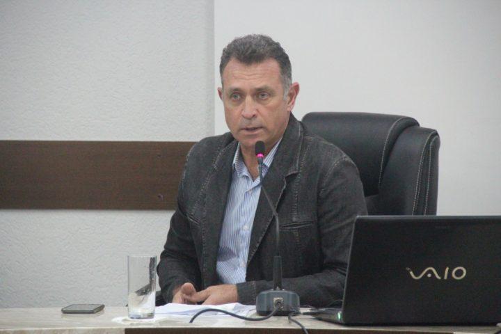 Presidente da Casa, Ricardo Sass