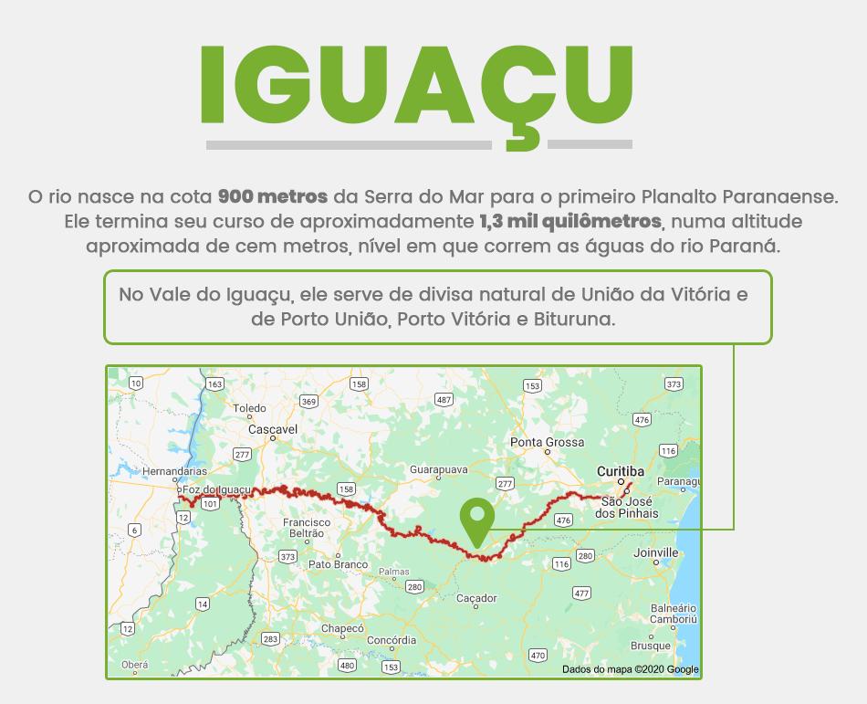 mapa_infografico_rio_iguacu_curitiba_foz_do_iguacu_uniao_da_vitoria