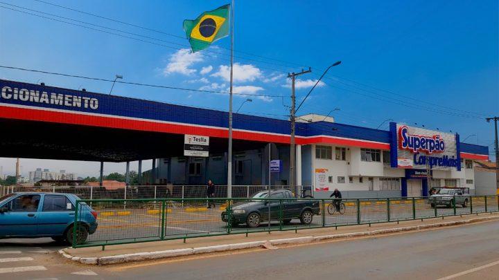 Superpão Compre Mais   Nova loja no Bairro São Pedro - Porto União/SC