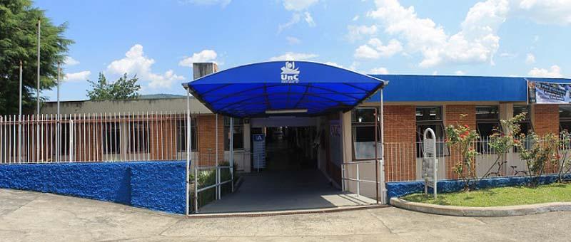 Universidade do Contestado - Campus Porto União. (Foto: Reprodução).