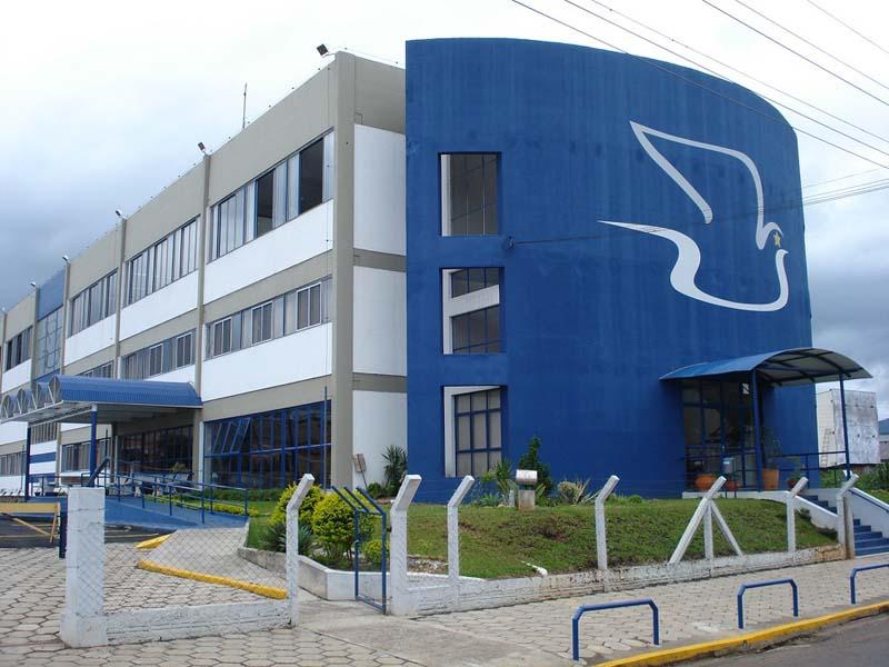 Centro Universitário Vale do Iguaçu - Uniguaçu. (Foto: Assessoria).