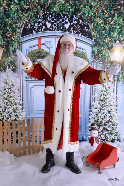 """""""Natal é querido por todos e a sua magia não pode acabar"""", afirma o Papai Noel"""