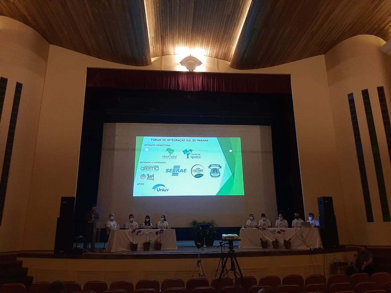 Fórum de Integracao Sul do Parana e realizado em Uniao da Vitoria (1)