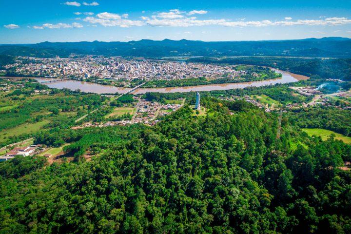 Região Turística Sul do Paraná será a 15ª do estado e fará parte da próxima atualização do Mapa Brasileiro do Turismo  -  Curitiba, 16/03/2021  -  Foto: Prefeitura de União da Vitória