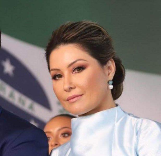 Primeira-dama do Estado, Luciana Saito Massa, presidente do Conselho de Ação Solidária. (Foto: Rodrigo Félix Leal).