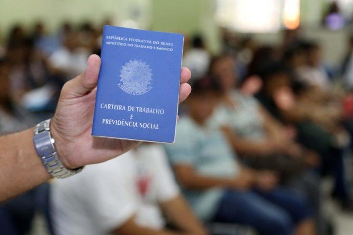Agência do Trabalhador. Curitiba, 16/01/2015. Foto: José Fernando Ogura/ANPr