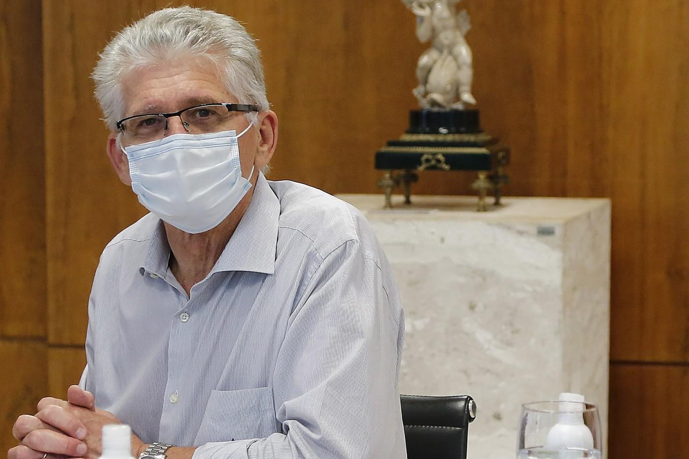 Secretário de Estado da Agricultura, Norberto Ortigara. (Foto: AEN).