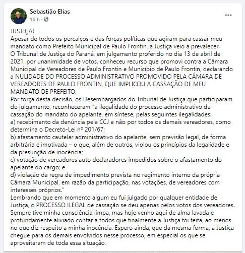 sebastiaelias-paulofrontin-politica