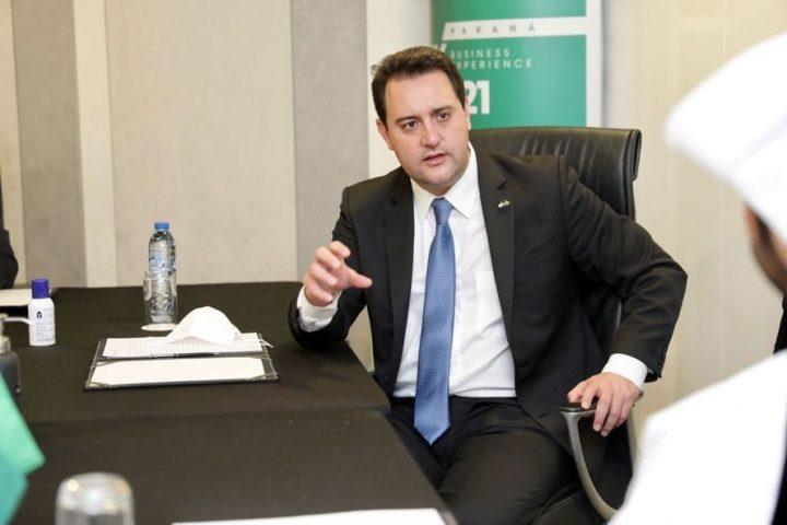 O governador também convidou os investidores a conhecerem o Paraná. Uma visita deve acontecer já no ano que vem.